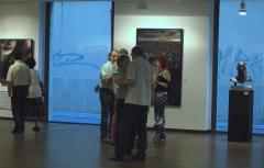 """El Llegat, Exposició col·lectiva, Dimarts del Llimoner. """"El Buit """""""