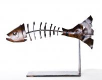 Despulles de peix.