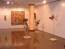 II Col·lectiva joves  artistes seleccionats St Lluc, 2005.